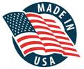 our products are manufactured in usa!